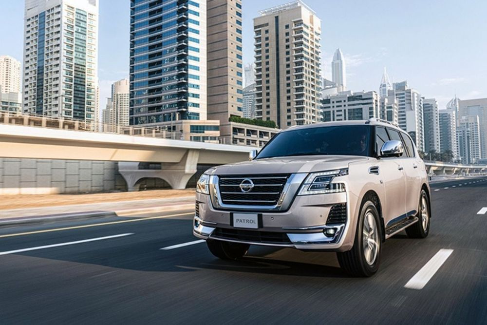 nissan celebrates 1 year of the new nissan patrol with the