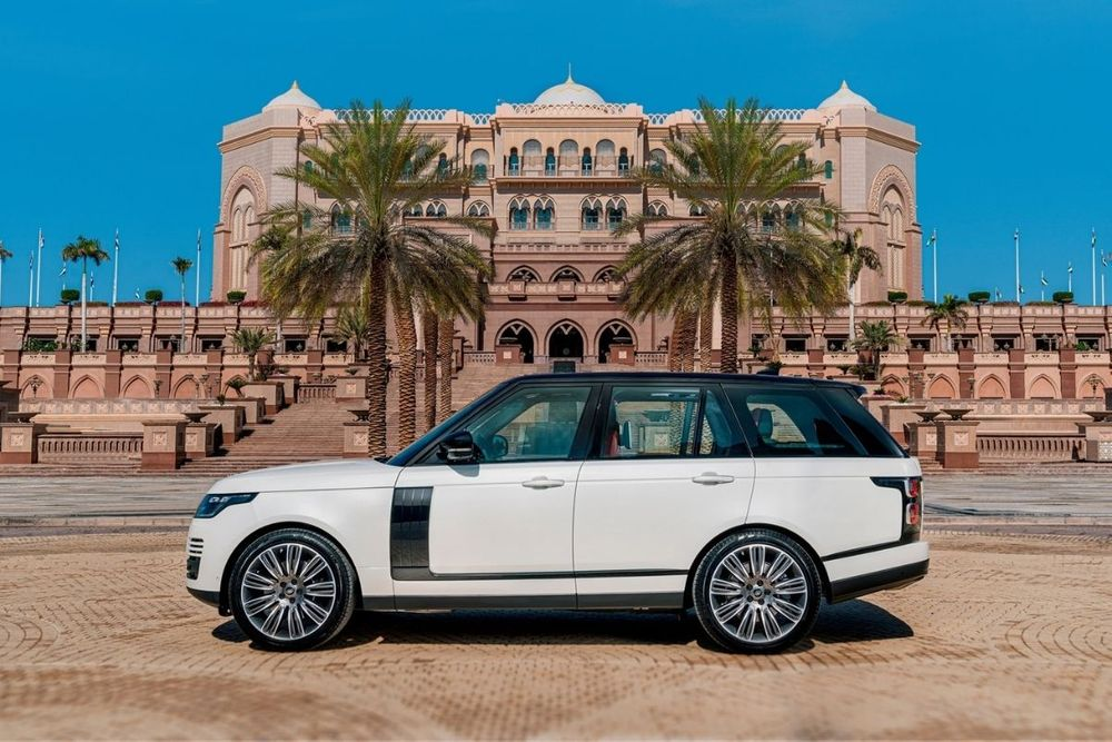 Special Edition 2021 Range Rover Vogue Vehicles ...